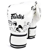 Боксерские перчатки FAIRTEX BGV14 Graffiti
