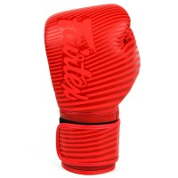 Боксерские перчатки FAIRTEX BGV14 MINIMALISM Red