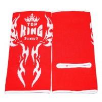 Суппорт голеностопа TOP KING TKANG-02 Красный