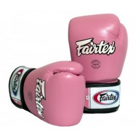 Боксерские перчатки FAIRTEX BGV1 Pink
