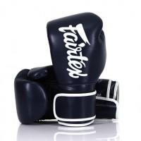 Боксерские перчатки FAIRTEX BGV14 Blue dark