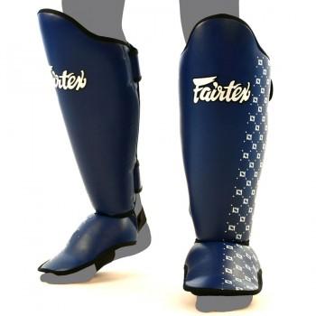 Защита голени и стопы FAIRTEX SP5 синие