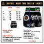 Шорты Lumpinee LUM-06 Black