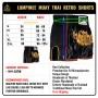 Шорты LUMPINEE LUM-17 Black Размер M