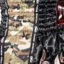 Шорты TWINS TBS Black Camo 2Size XL