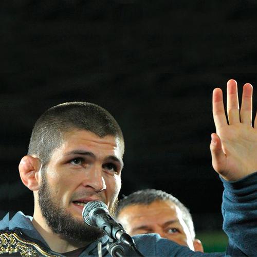ХАБИБА ИСКЛЮЧИЛИ ИЗ РЕЙТИНГОВ UFC