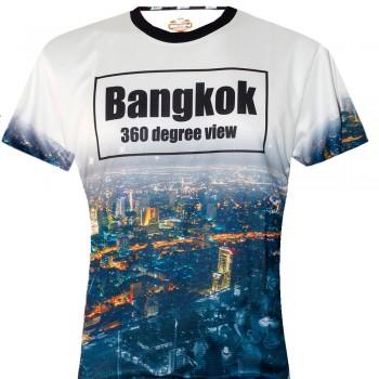 ФУТБОЛКА BORN TO BE ТАЙСКИЙ БОКС BST-6006 BANGKOK