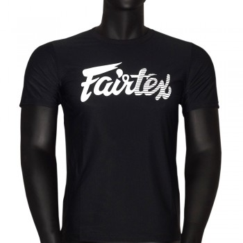 ФУТБОЛКА FAIRTEX TST-181 BLACK