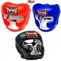 Боксерский Шлем TWINS HGL-3Черный для Муай Тай