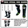 Защита голени и стопы Twins SGL-10 Black
