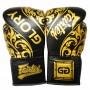 Боксерские Перчатки FAIRTEX GLORY BGVGL2 Black Черные Шнуровка