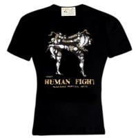ФУТБОЛКА HUMAN FIGHT HN-139
