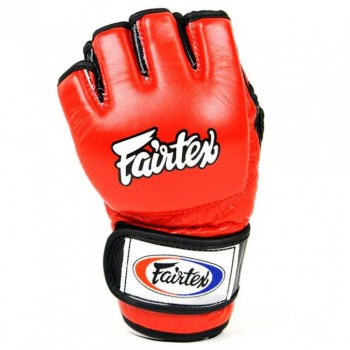 ПЕРЧАТКИ MMA FAIRTEX fGV12 RED