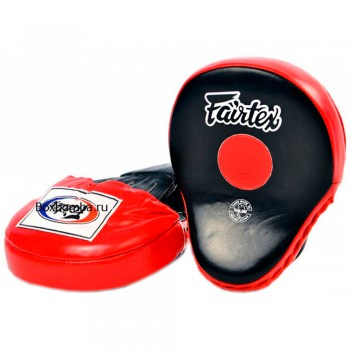 ЛАПЫ FAIRTEX FMV9 ULTIMATE FOCUS