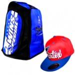 Сумки для тайского бокса, сумка Twins Special, сумка Fairtex, рюкзак Fairtex, сумка бокс, спортивные сумки для единоборств