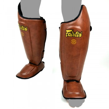 Защита голени и стопы  Fairtex SP8