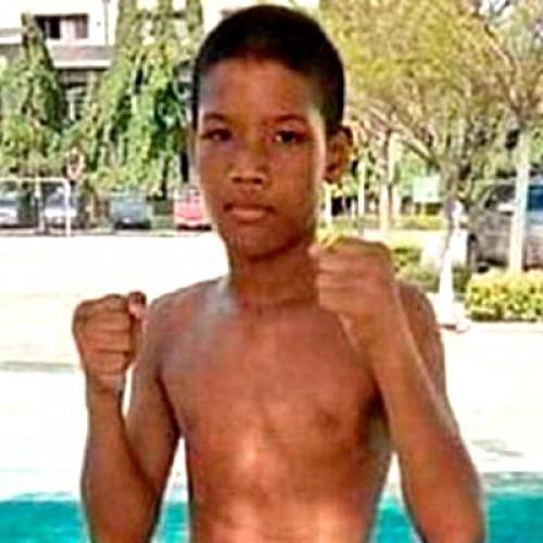 В Тае умер 13-летний боец