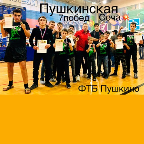Пушкинская Сеча
