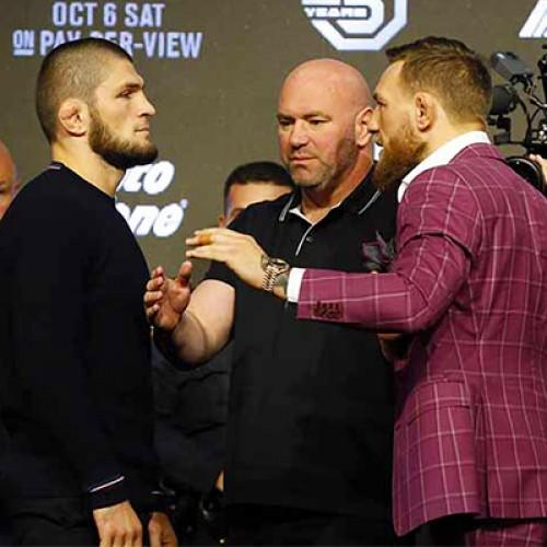 Пресска UFC229  Хабиб vs МакГрегор с  озвучкой от BEST of MMA