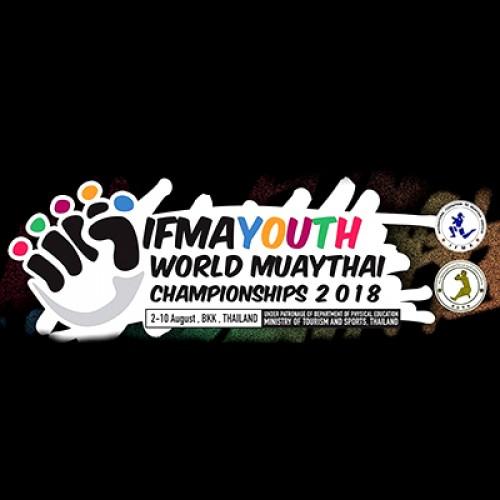 Первенство Мира по тайскому боксу среди юниоров с 02 по 10 августа 2018