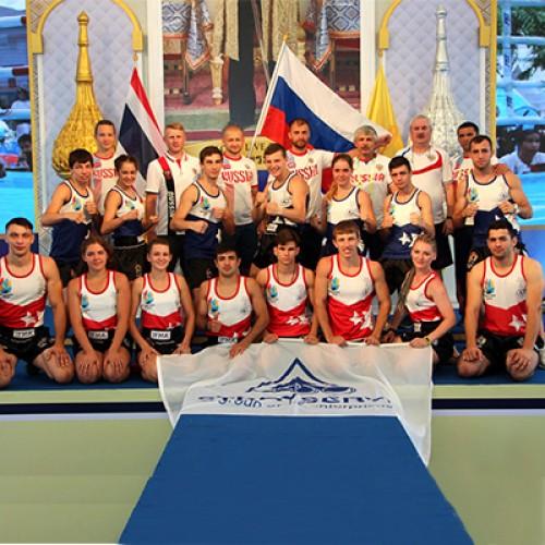 Чемпионат Мира среди студентов по муайтай FISU