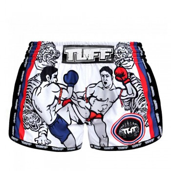 ШОРТЫ TUFF MUAYTHAI SHORTS  Fighters