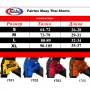 Шорты для тайского бокса FAIRTEX SlimCut BS1703 Red