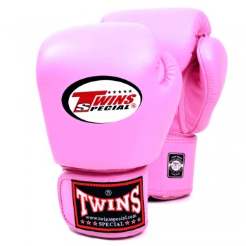 Боксерские перчатки TWINS BGVL-3 Pink
