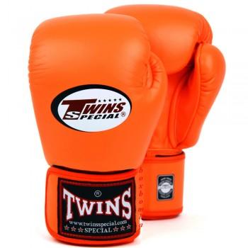 Боксерские перчатки TWINS BGVL-3 Orange