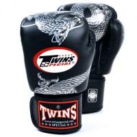 Боксерские перчатки TWINS FBGV-23-Silver-Black